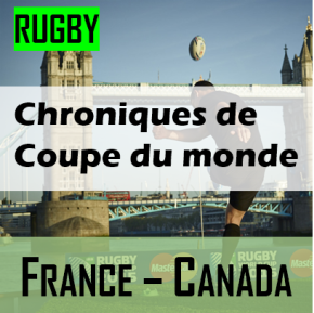 France-Canada: show devant?