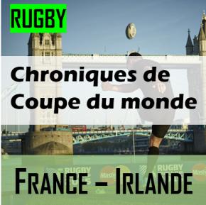 France-Irlande: les Bleus gagnent leur ticket pourl'exploit