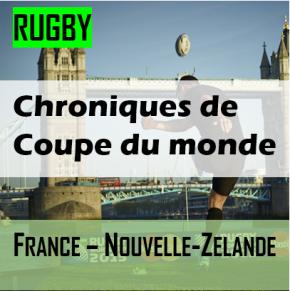 France – Nouvelle-Zélande: le rugby françaishumilié