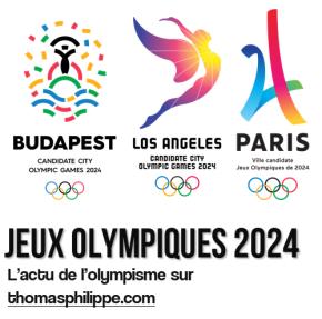 L'actualité de l'Olympisme et des Jeux Olympiques2024