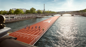 Paris, terrain de jeu géant du marketing sportif
